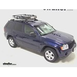 Thule MOAB Roof Top Cargo Basket Review - 2005 Jeep Grand Cherokee