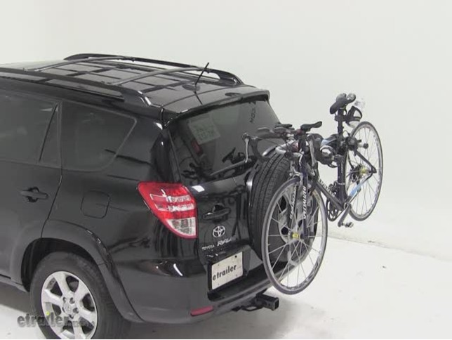 Compare Hollywood Racks Vs Thule Spare Me Etrailer Com