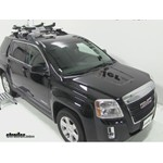 Thule SUP Taxi Stand-Up Paddleboard Carrier Review - 2012 GMC Terrain