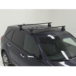 Thule Traverse Roof Rack Installation - 2009 Acura MDX