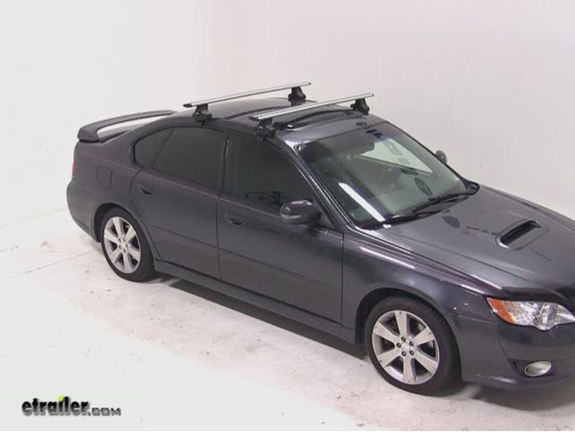 Thule Roof Rack Fit Kit For Traverse Foot Packs 1340