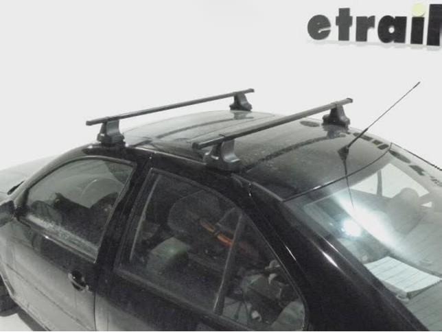 Install Thule Traverse Footpack Volkswagen Jetta