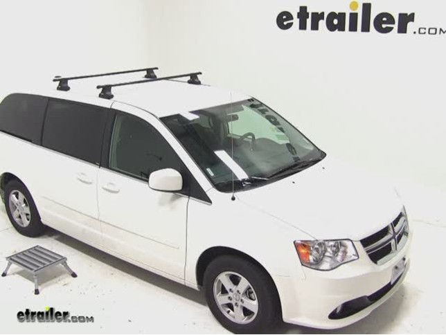 Thule Roof Rack Fit Kit For Traverse Foot Packs 1043