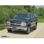 Trailer Hitch Installation - 2005 Chevrolet Suburban
