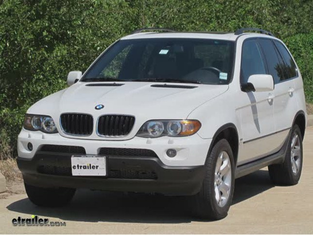 bmw x5 tow bar wiring instructions