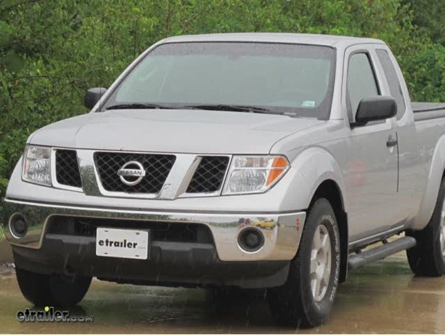 trailer hitch 2014 nissan frontier html