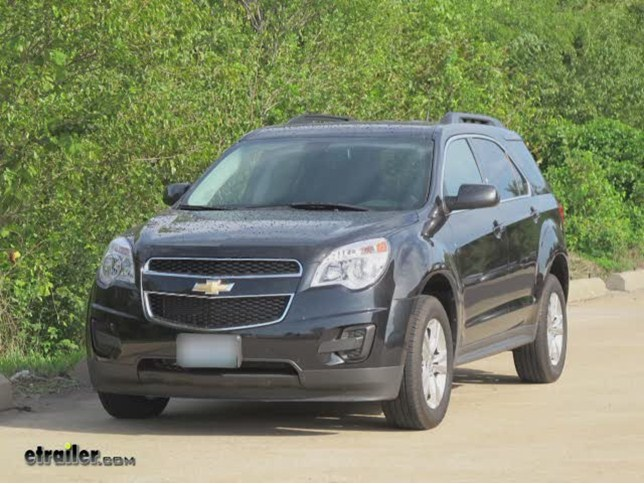 hidden hitch trailer hitch for chevrolet equinox 2011 90145. Black Bedroom Furniture Sets. Home Design Ideas