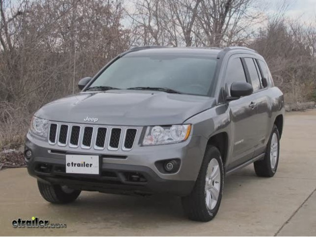 curt trailer hitch for jeep compass 2014 c13081. Black Bedroom Furniture Sets. Home Design Ideas