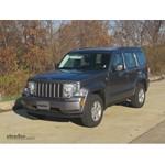 Trailer Hitch Installation - 2012 Jeep Liberty