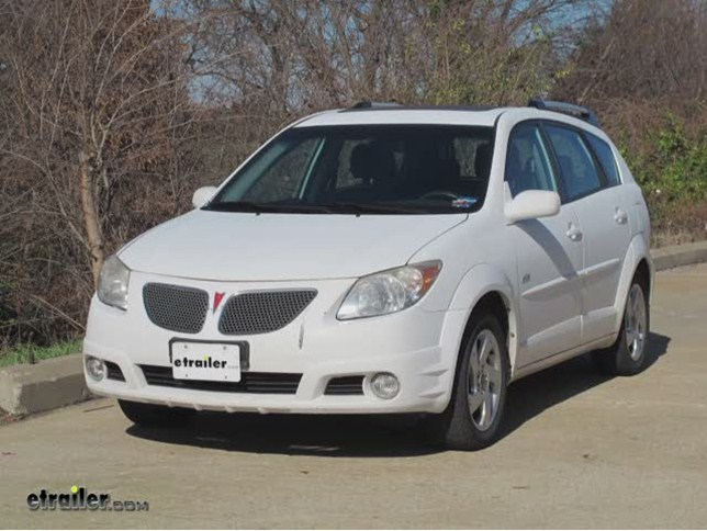 custom fit vehicle wiring for 2005 pontiac vibe tow ready 118458
