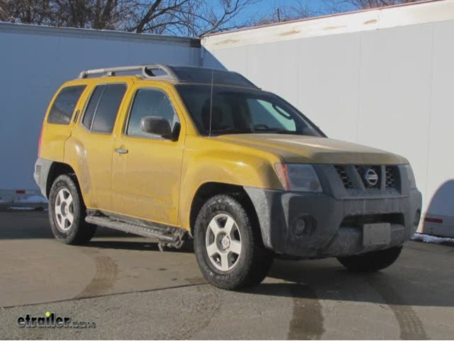 How To Install A Trailer Wiring Harness In A Nissan Xterra