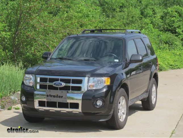 tow ready custom fit vehicle wiring for ford escape 2011. Black Bedroom Furniture Sets. Home Design Ideas