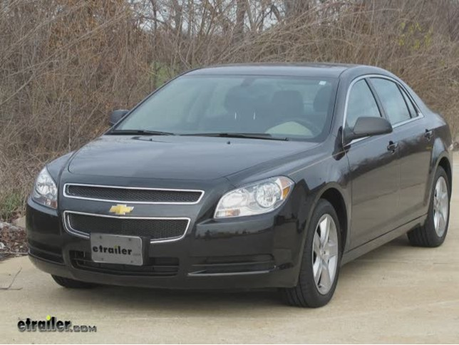 tow ready custom fit vehicle wiring for chevrolet malibu