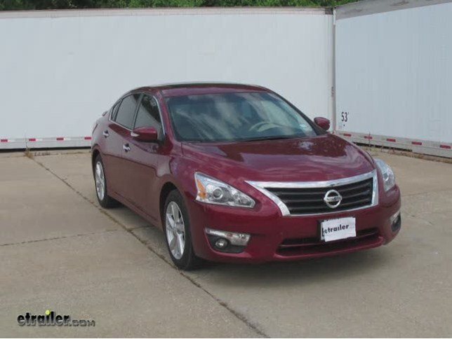 Nissan Altima Trailer Wiring Harness : T one vehicle wiring harness with pole flat trailer