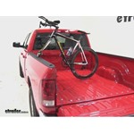 Yakima BedHead Truck Bed Bike Rack Review - 2012 Dodge Ram