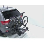 Yakima Holdup Hitch Bike Rack Review - 2012 Jeep Grand Cherokee