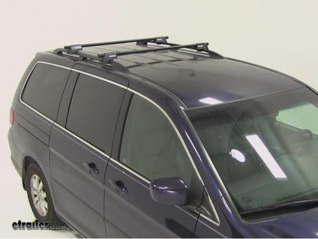 Yakima Roof Rack For 2008 Odyssey By Honda Etrailer Com