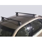 Yakima Q Tower Roof Rack Installation - 2001 Saturn L Series