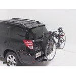 Yakima SpareTime Spare Tire Mount Bike Rack Review - 2009 Toyota RAV4