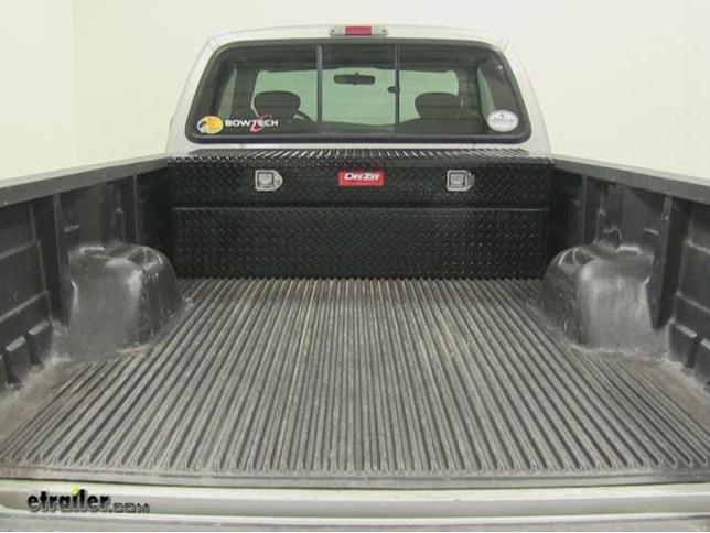 Th Wheel Truck Bed Storage