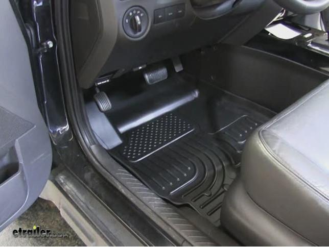 husky liners floor mats for ford escape 2011 hl98351. Black Bedroom Furniture Sets. Home Design Ideas