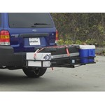 Tow Ready Hitch Mounted Cargo Carrier Review