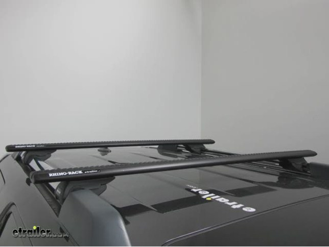 Rhino Rack Srb Legs For Vortex Aero Crossbars Flush