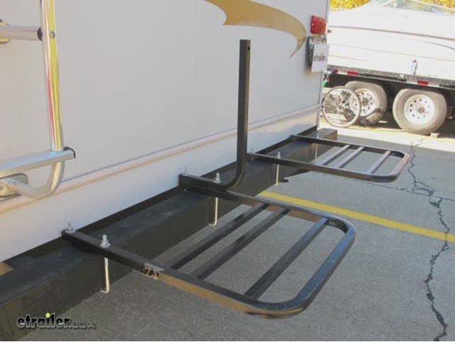 Rv Bumper 2 Bike Rack Swagman Rv And Motorhome Bike Racks