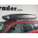 Thule Ascent 1100 Roof Mounted Cargo Box Review