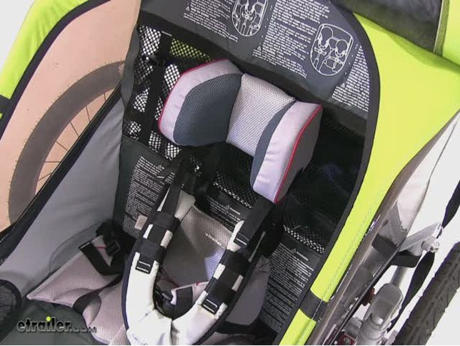 Video of Baby Supporter for Thule Chariot Child Carrier