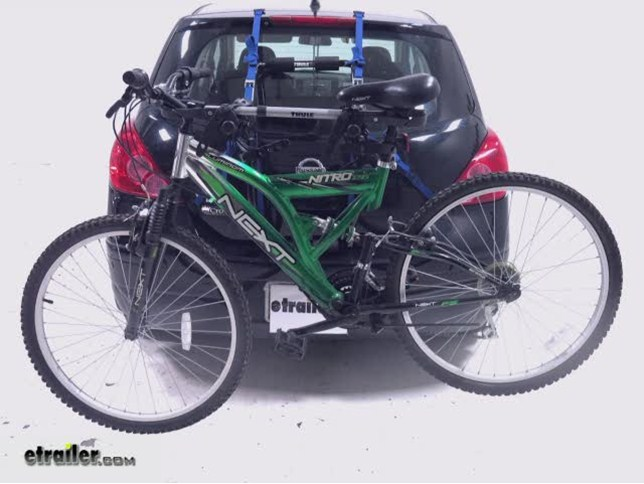 Thule Bike Rack Installation Instructions