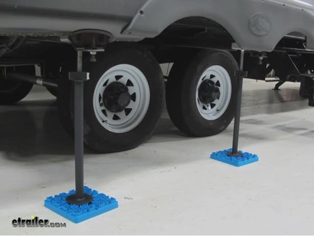 Ultra fab slide out supports for motor homes 21 to 37 for Motor holder trailering stabilizer