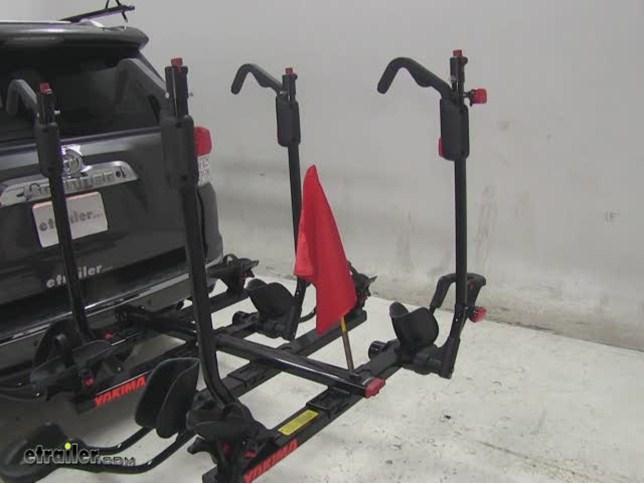 Yakima Hookup 2 hitch-mounted bike rack