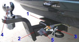 Trailer Towing System
