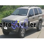 Trailer Wiring Harness Installation - 1999 Jeep Grand Cherokee