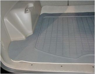 All Weather Mat in a Toyota 4Runner
