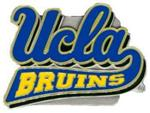 "UCLA Bruins 2"" Trailer Hitch Receiver Cover"