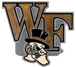 "Wake Forest Demon Deacons Trailer Hitch Cover for 2"" Trailer Hitches"