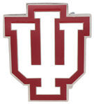 "Indiana University Logo Trailer Hitch Cover for 2"" Trailer Hitches"