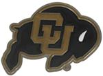 "Colorado Buffaloes 2"" Trailer Hitch Receiver Cover"