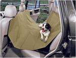 Classic Accessories Pet Rear Seat Protector - Tan