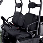 Classic Accessories UTV Seat Cover, Polaris - Black