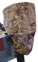 Classic Accessories Max-4 Camo Motor Cover - 16 hp to 45 hp