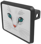 "Kitty Cat Trailer Hitch Receiver Cover for 1-1/4"" Hitches"