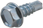 Hex Screw - Self Drilling Unslotted Washer Head #8 x 1/2""
