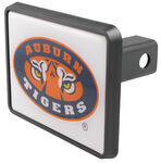 "Auburn Tigers Trailer Hitch Receiver Cover for 1-1/4"" Trailer Hitches"