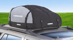 Highland KarPak Rooftop Cargo Carrier Bag - Weather Resistant, Expandable - 10 to 15 Cu Ft