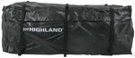 Highland Hitch Mounted Cargo Carrier Bag - Rainproof - 13 Cu Ft