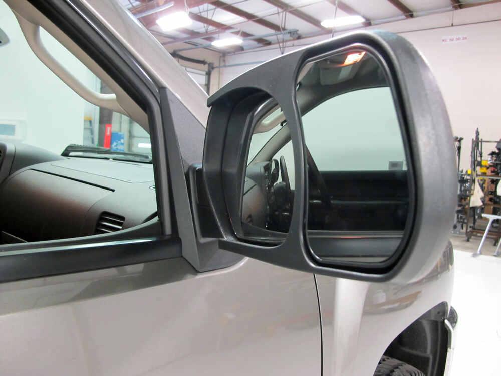 CIPA Custom Towing Mirrors for Chevrolet Silverado 2014