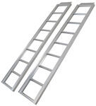 "Highland Straight, Non-Folding, Aluminum Loading Ramp Set - 69"" x 13"" - 1,250 lbs"
